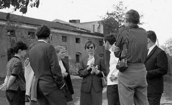 Przystań-Ruda Pabianicka lata 60/70
