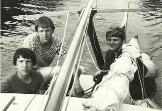 Mazury rok 1978.