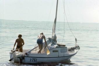 Mazury 1985-87.