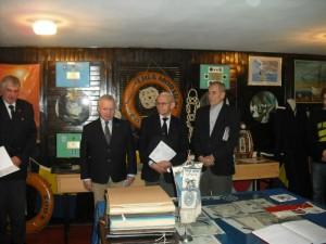 Posiedzenie Zarządu Okręgu LMiR. 6.03.2013
