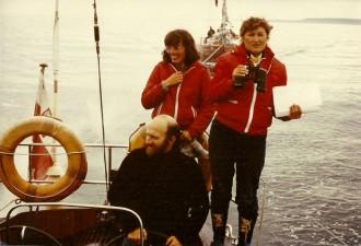 STOMILEM do Kanady 1984.