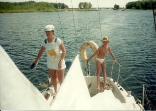 Mazury rok 1996.