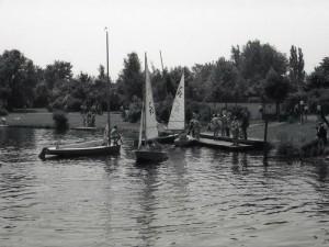 Staw Stefańskiego HOWW rok 1960
