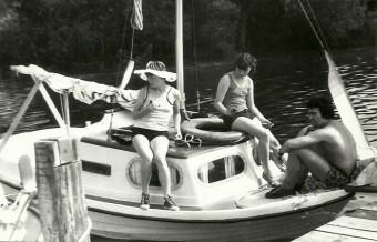 Kormoran na Mazurach 1977