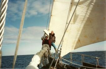 Rejs do Danii i Szwecji na Zjawie IV 1997