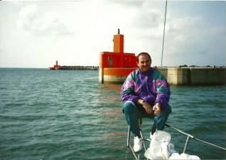 Skaut w 1996 do Danii i Szwecji