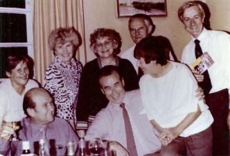 Henryk Glazer w Polsce 1986